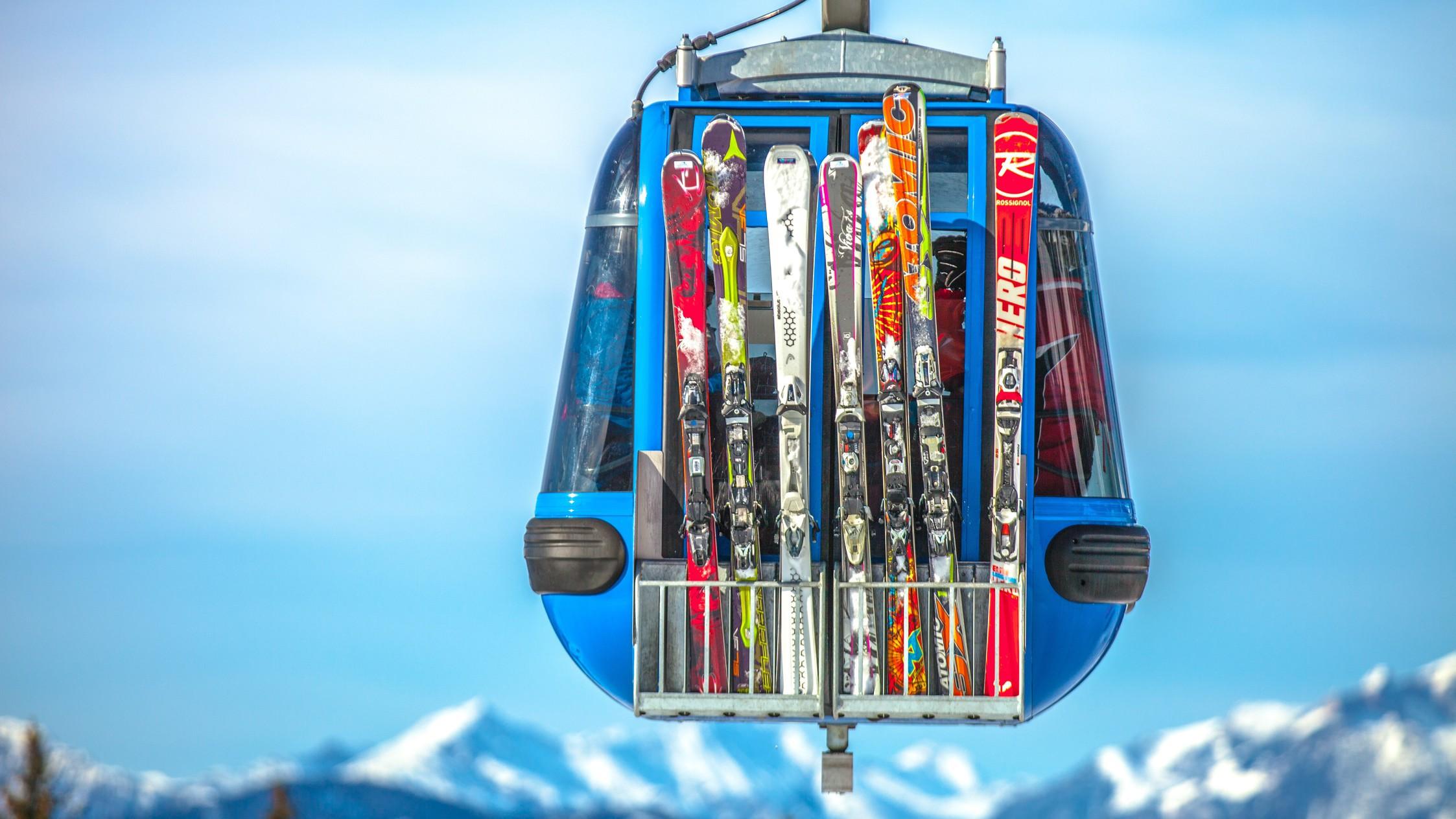 COOT - S'organiser pour les vacances à la neige