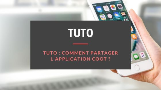 Tuto partager coot