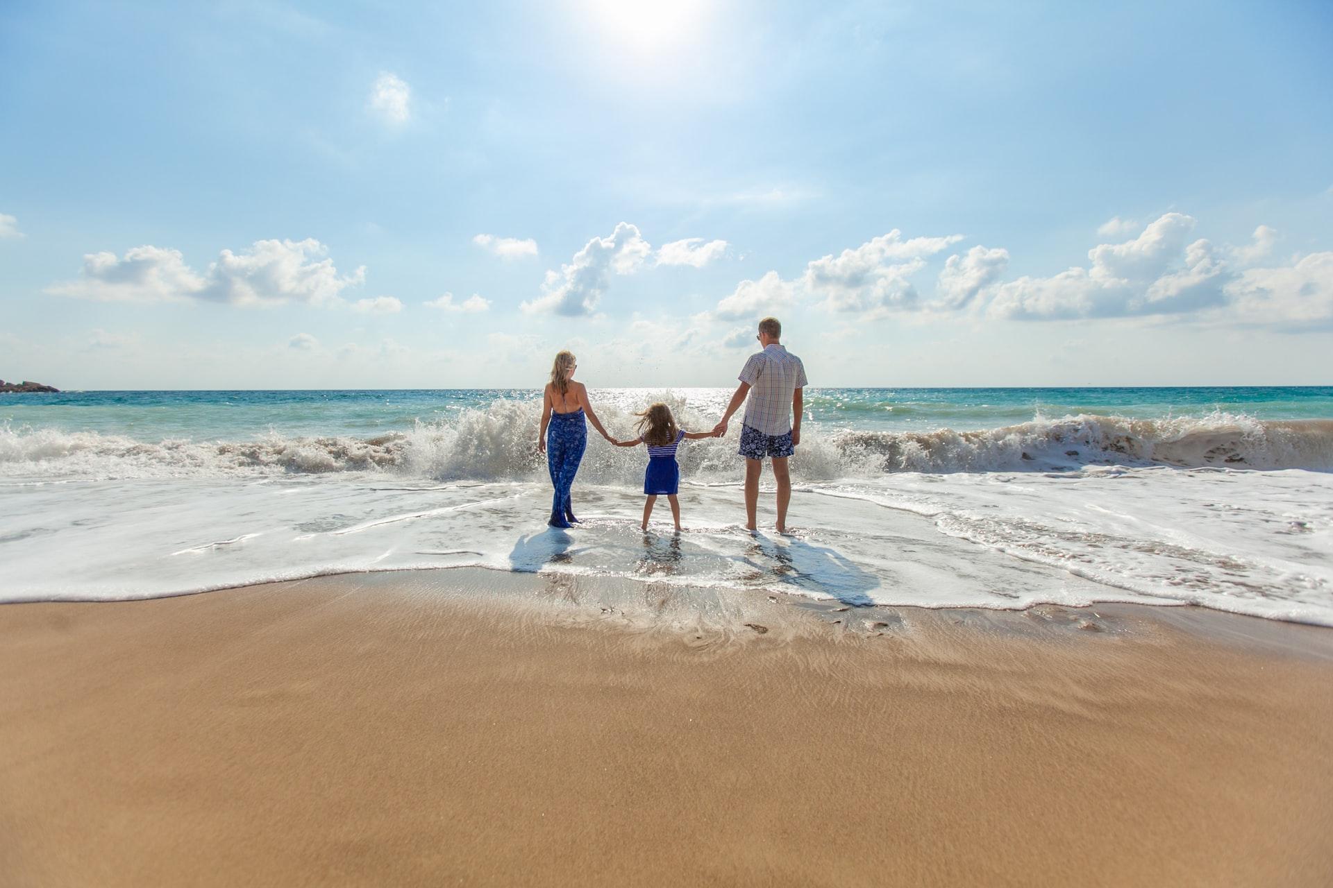 vacances d'été 2020 avec les enfants